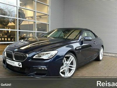 "gebraucht BMW 640 Cabriolet d A xD M-Sport,20"",Aktivsitz,HUD,ACC,"