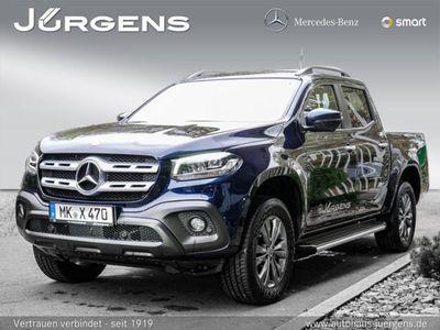 gebraucht Mercedes X250 d 4Matic PRPGRESSIVE EDITION Klima, Navi