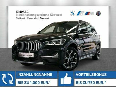 gebraucht BMW X1 xDrive20d xLine DAB LED Navi Tempomat Shz