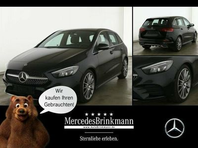 gebraucht Mercedes B180 AMG Line/NAVI/LED/SHZ/MBUX Parktronic/Klima
