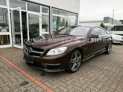 gebraucht Mercedes CL65 AMG CL 65 AMG CL-CoupeAMG