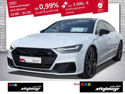 gebraucht Audi A7 S-line 50 TDI quattro tiptronic ACC+B&O+Pano+Stand