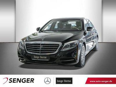 gebraucht Mercedes S350 d 4MATIC+COMANG+9G+LED+KAMERA+PARKTRONIC