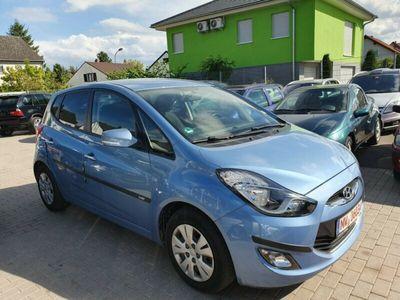gebraucht Hyundai ix20 1.6 CRDi UEFA EURO 2012 Edition