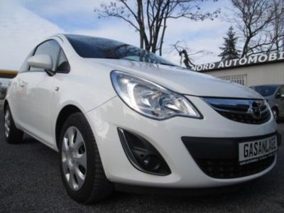 gebraucht Opel Corsa 1.2 16V ecoFLEX Edition LPG NAVI KLIMA TOP
