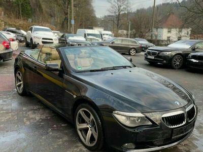 gebraucht BMW 635 Cabriolet