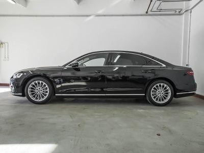 gebraucht Audi A8L 50 TDI quattro tiptronic Panorama, Matrix-LED KLIMA LED NAVI LEDER ALU