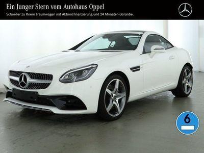 gebraucht Mercedes 180 SLCAMG Navi+LED+Sitzh.+Klima+Pano-Variodach