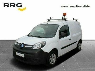 used Renault Kangoo Z.E. 2-Sitzer zzgl. Batteriemiete Klima +