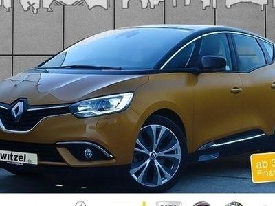 gebraucht Renault Scénic Energy NAVI PDC KLIMA LM-Felgen PANOR.