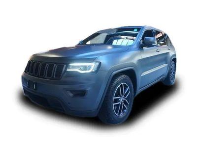 gebraucht Jeep Grand Cherokee Leder Navi Kamera Pano Trailhawk
