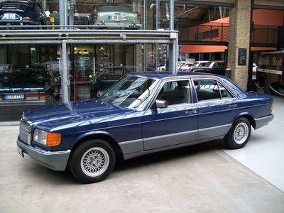 używany Mercedes 260 SE Garagenwagen