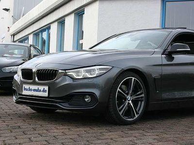 gebraucht BMW 430 Neu d Coupé Sport Line HUD LED Apple CarPlay DAB