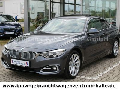 używany BMW 420 d xDrive, NavProf, HUD, HIFI, Glasdach, Leder