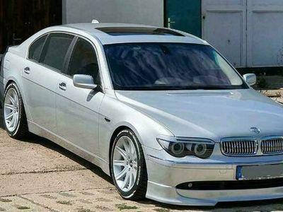 gebraucht BMW 745L E65 /66 i