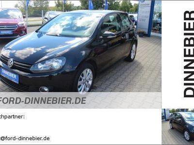 gebraucht VW Golf VI Trendline Gebrauchtwagen, bei Autohaus Dinnebier GmbH