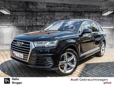 gebraucht Audi Q7 3.0TDI S-line EU6 qu.TIP ACC Standh LED BOSE