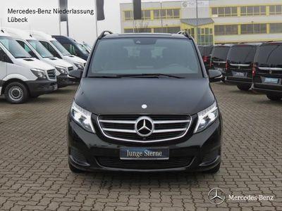 gebraucht Mercedes V250 BT Burmester COMAND LED ILS Autom PTS