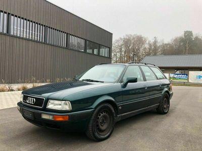 gebraucht Audi 80 Avant 2.8 E   Quattro   1 Hand als Kombi in Radolfzell