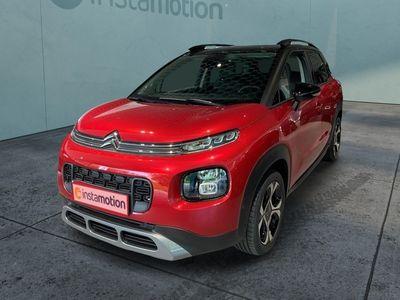 gebraucht Citroën C3 Aircross C3 Shine 1.2 PT 110 EU6d Panoramadach Navi Rückfahrkam. Fernlichtass. PDCv+h