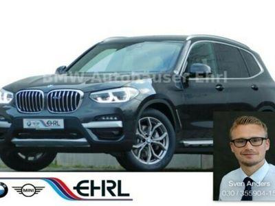 gebraucht BMW X3 xDrive30i xLine Aut.LED DA PA Navi HeadUp uvm