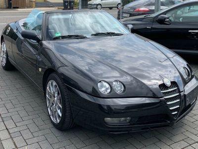 gebraucht Alfa Romeo Spider 2.0 JTS *LEDER*NUR 125.000KM*