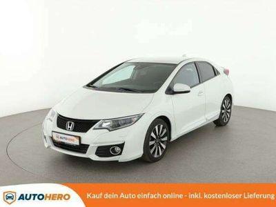 gebraucht Honda Civic 1.4 Elegance *Tempo*LM-Felgen*Cam*SHZ*