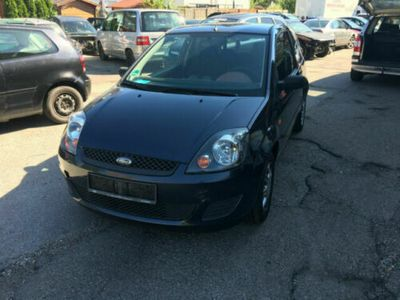 used Ford Fiesta Trend