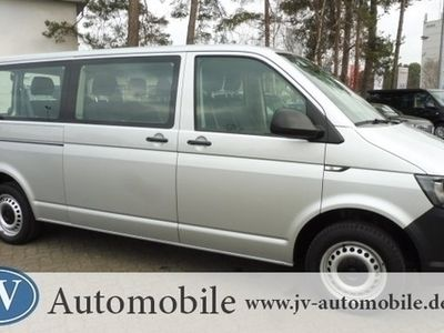 gebraucht VW Caravelle T62.0 TDI*LRS* FLÜGEL 9-SITZER KLIMA