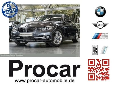 gebraucht BMW 320 3er i Sport Line