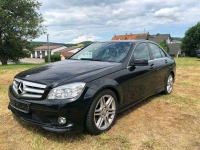 gebraucht Mercedes C300 Lim./AMG LINE/-3% MEHRWERTSTEUER ABZUG
