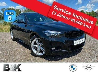 gebraucht BMW 320 Gran Turismo iA M SPORT NaviPr,AHK,Pano,Lea.o.Anz.329,-