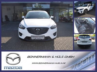 gebraucht Mazda CX-5 2.2 D-175 Sports-Line AWD *Leder*GSD*Bose*LED*