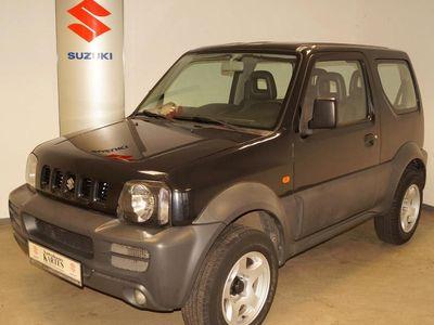 gebraucht Suzuki Jimny Basic / ALUFELGEN / WINTERRÄDER