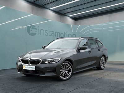 gebraucht BMW 318 318 dA Touring Advantage NAVI+LED+SHZ