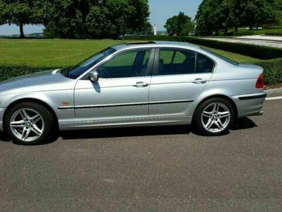 gebraucht BMW 323 E46 i 170PS MFL SHZ SD Tempo
