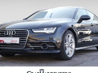gebraucht Audi A7 Sportback 3.0 TDI Tiptronic ACC LED Leder