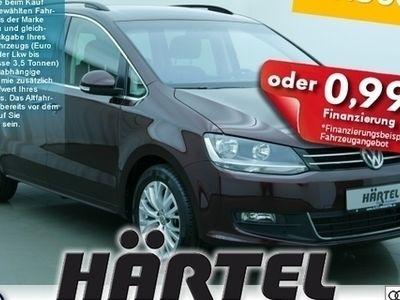 gebraucht VW Sharan Comfortline 4Motion 2.0 TDI DSG BMT (EURO6, (Navi