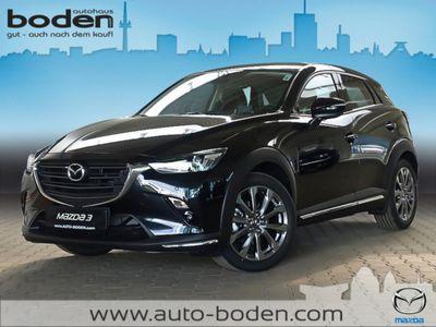 gebraucht Mazda CX-3 SKYACTIV-G 121 Automatik KANGEI NAVI PDC