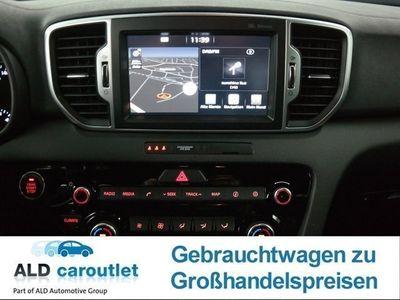 gebraucht Kia Sportage 1.6 T-GDI AWD Aut. GT Line Geschlossen,
