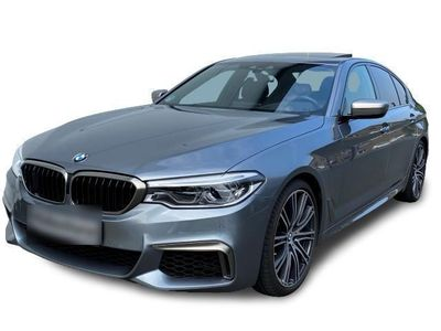 gebraucht BMW M550 i xDrive HUD ALED 20'' Komfortsitze SD DriAss H/K Kamera Leder LED Navi Keyless AD