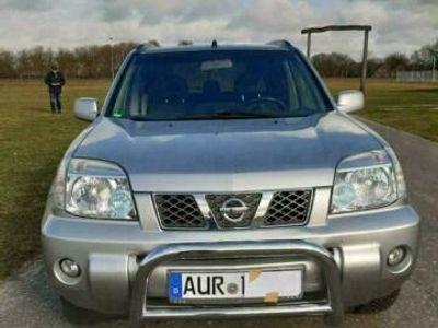 gebraucht Nissan X-Trail SUVmit AHK Autogas
