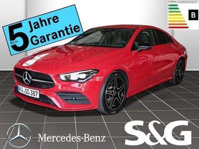 gebraucht Mercedes CLA200 AMG-Line NIGHT/PremNavi/LED/Totwinkel/LM
