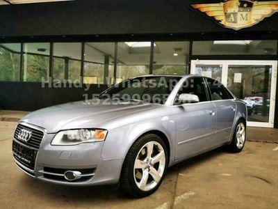gebraucht Audi A4 3.0 TDI quattro/S-Line Sport/Plus