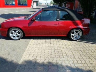 gebraucht Opel Kadett E Cabrio Special Edition