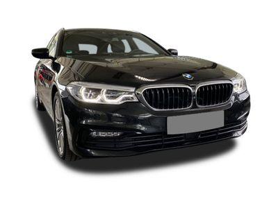 gebraucht BMW 525 d SITZBELάFTUNG+ACC+PANORAMA+FAHRKWERK+