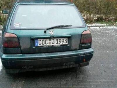 gebraucht VW Golf III 1.6 75ps Autogas Benzin