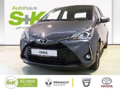 gebraucht Toyota Yaris Y20 Team D + CarPlay ABS ZV NSW