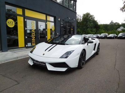 gebraucht Lamborghini Gallardo LP570-4 Spyder Performante BRD U-frei