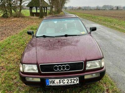 gebraucht Audi 80 Weinrot